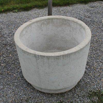 Commercial Round Planter