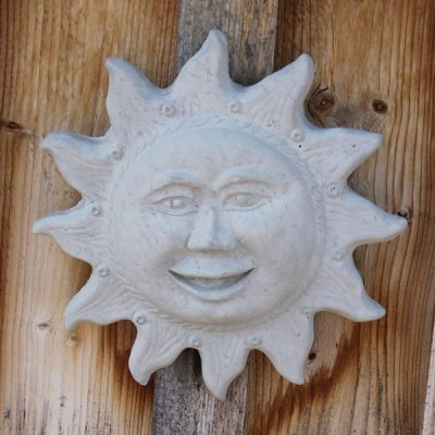 Happy Sun Face with rope