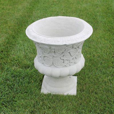 Fancy Scroll Urn