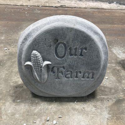 Farm Standing Stone
